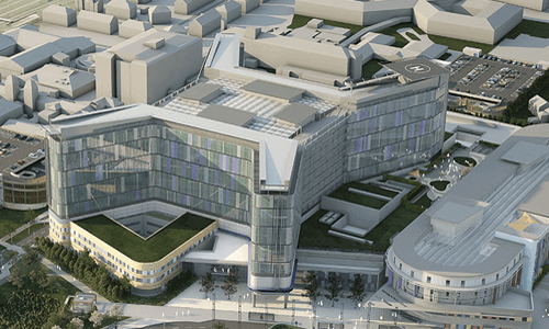 Sypro helps VINCI Construction UK on the delivery of a new £14.5m Cancer Centre for The Christie