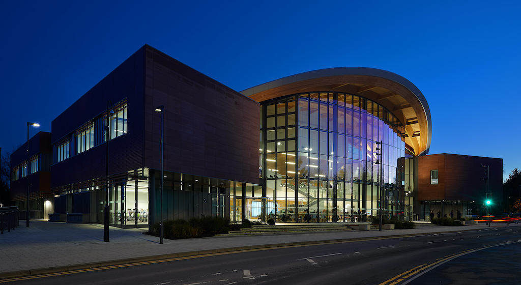 University of Warwick's £20m Oculus building reaches completion with help from Contract Manager