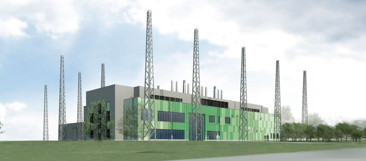 Dstl's £30m Energetics Analysis Centre (EAC) gets the royal seal of approval